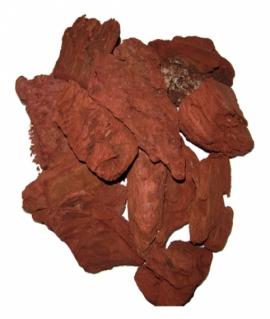 Мульча из коры лиственницы крупная фракция Extra, 55 л