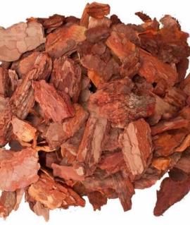 Мульча из коры лиственницы средняя фракция, 55 л